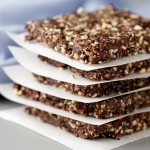 Yummy Raw Date Cherry Bars